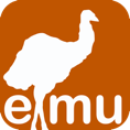 emu architects logo