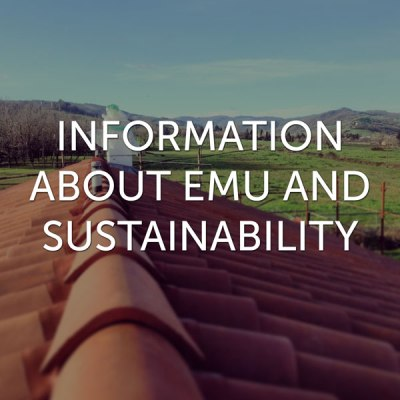 learn more - information about Emu Architects and sustainable architecture