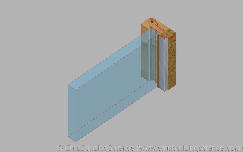 Emu - window side 3D