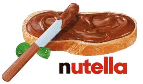 nutella bread picture